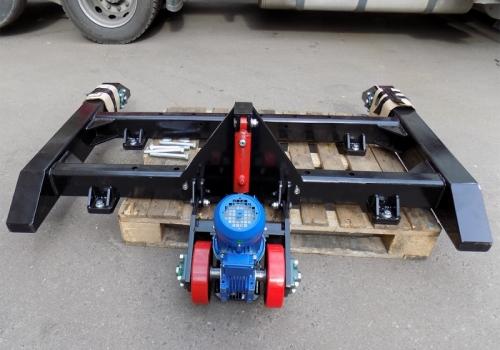 Установки домкратные для подъема и опускания вагонов УДП, УДС