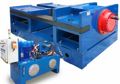 Пресс для распрессовки колёсных пар ПГКП-630
